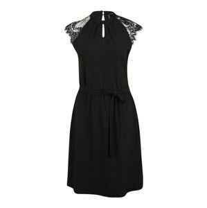 Vero Moda Tall Koktejlové šaty 'MILLA'  černá