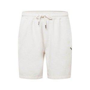 Abercrombie & Fitch Kalhoty  světle hnědá