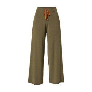 NÜMPH Kalhoty 'MALONE'  khaki