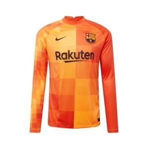 NIKE Trikot 'FC Barcelona 2021/22'  modrá / oranžová / zlatě žlutá