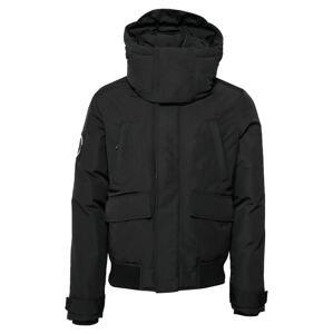 Superdry Přechodná bunda 'CODE EVEREST'  černá