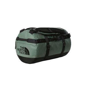 THE NORTH FACE Cestovní taška  pastelově zelená / černá