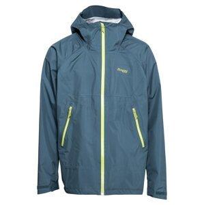 Bergans Outdoorová bunda 'Letto'  tmavě modrá / svítivě žlutá