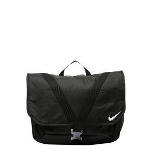 Nike Sportswear Messenger  černá / bílá
