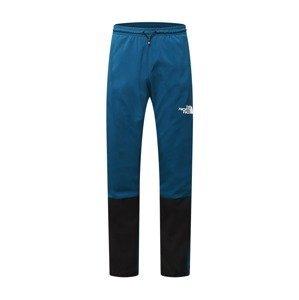 THE NORTH FACE Outdoorové kalhoty  pastelová modrá / černá / bílá