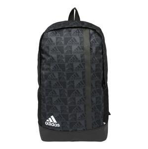 ADIDAS PERFORMANCE Sportovní batoh  tmavě šedá / černá / bílá