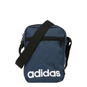 ADIDAS PERFORMANCE Sportovní taška  námořnická modř / bílá / černá