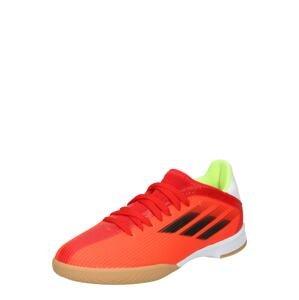 ADIDAS PERFORMANCE Sportovní boty 'X SPEEDFLOW'  červená / černá