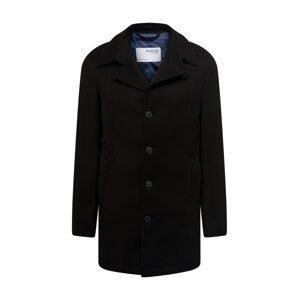 SELECTED HOMME Přechodný kabát 'DRAPER'  černá