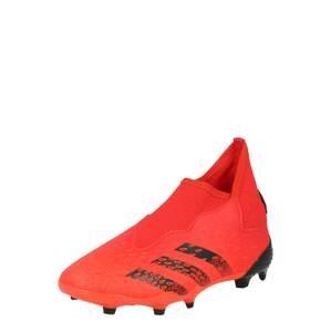 ADIDAS PERFORMANCE Sportovní boty  červená / černá