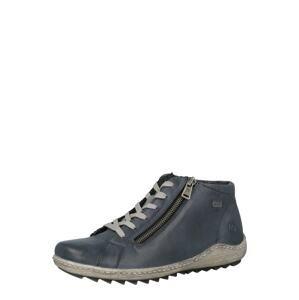 REMONTE Sportovní šněrovací boty  tmavě modrá