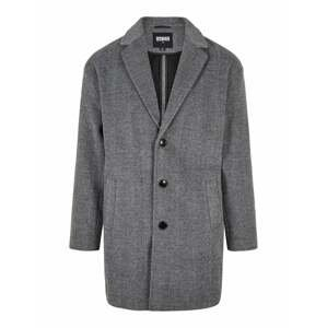 Urban Classics Přechodný kabát  šedý melír