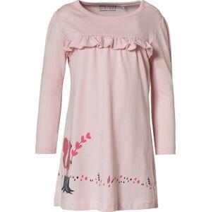BLUE SEVEN Šaty  černá / pueblo / pink