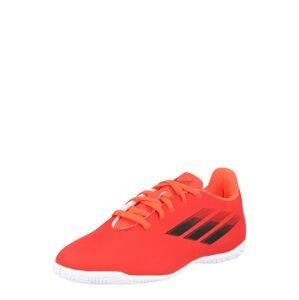 ADIDAS PERFORMANCE Sportovní boty 'X SPEEDFLOW.4'  červená / černá