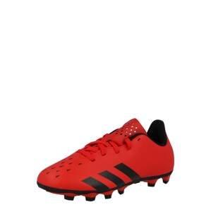 ADIDAS PERFORMANCE Sportovní boty 'Predator Freak 4'  ohnivá červená / černá