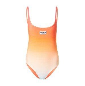 PARI Plavky 'SWIM CLUB'  pink