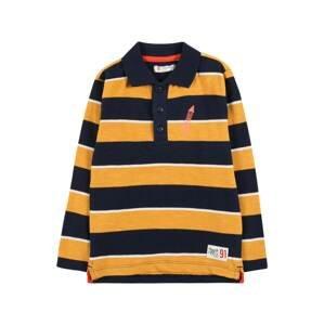 Noppies Tričko 'Bacau'  tmavě žlutá / tmavě modrá