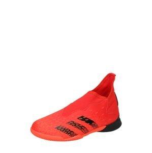 ADIDAS PERFORMANCE Sportovní boty 'PREDATOR FREAK.3'  červená / černá
