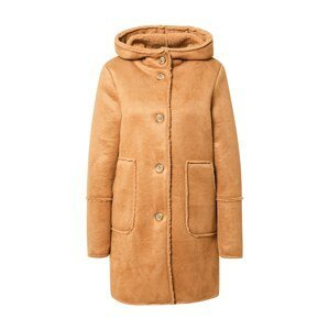 Amber & June Zimní kabát  světle hnědá