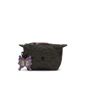 KIPLING Toaletní taška  olivová / pink