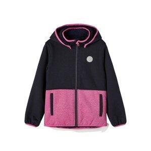 NAME IT Funkční bunda 'MADA'  pink / kobaltová modř