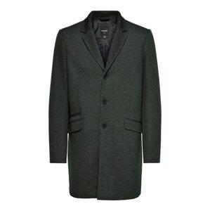 Only & Sons Přechodný kabát 'Julian King'  tmavě zelená