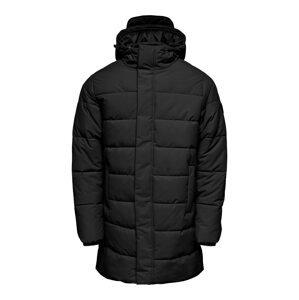 Only & Sons Zimní kabát 'Carl'  černá