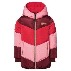 Noppies Zimní bunda 'Buxar'  pink / bordó / červená