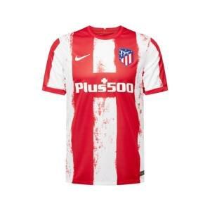 NIKE Trikot 'Atletico Madrid  Saison 2021/22'  bílá / červená