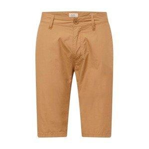 Q/S by s.Oliver Chino kalhoty  světle hnědá