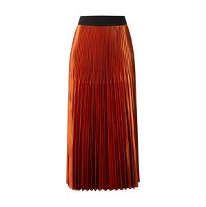 MAX&Co. Sukně 'BAULE'  tmavě oranžová