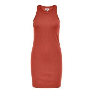 ONLY Šaty 'Lindsay'  červená
