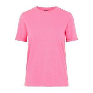 PIECES Tričko 'Ria'  pink