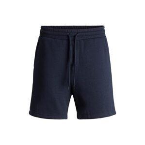 JACK & JONES Kalhoty 'Brink'  noční modrá