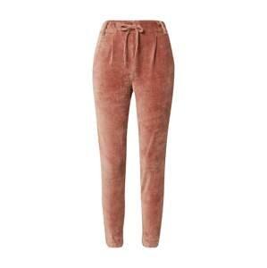 ONLY Kalhoty  hnědá