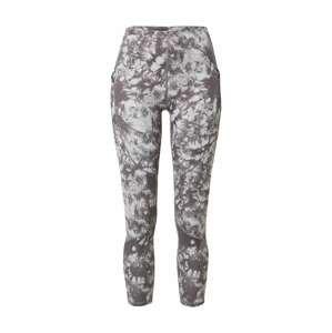 Superdry Sportovní kalhoty  kámen / světle šedá