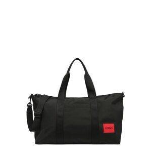 HUGO Cestovní taška 'Ethon'  černá