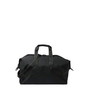 BOSS Casual Cestovní taška 'Pixel'  černá