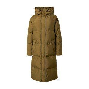 minimum Zimní kabát 'Flawola'  khaki