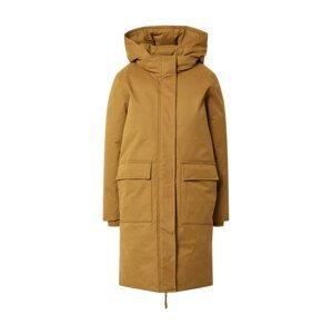 minimum Přechodný kabát  nažloutlá