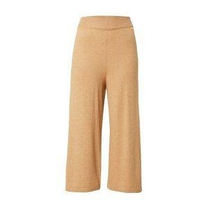 Rich & Royal Kalhoty  světle hnědá