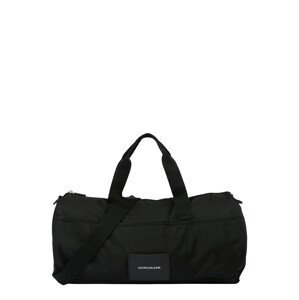 Calvin Klein Jeans Taška Weekender  černá