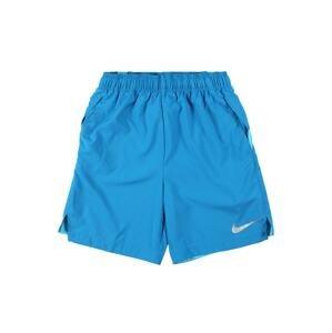NIKE Sportovní kalhoty  královská modrá / nebeská modř