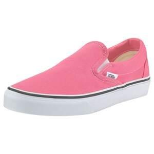 VANS Slip on boty 'UA Classic Slip-On'  pink