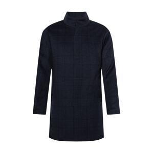 JACK & JONES Přechodný kabát 'CONNOR'  námořnická modř / kouřově modrá