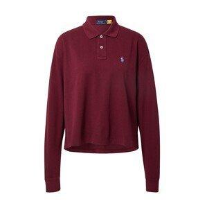 Polo Ralph Lauren Tričko  červená třešeň