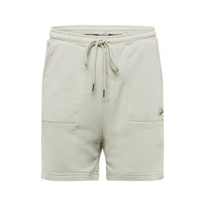 The Couture Club Kalhoty 'RELAXED FIT TRAVEL SHORT'  khaki