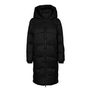 VERO MODA Zimní kabát 'VMUPPSALA'  černá