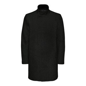 Only & Sons Přechodný kabát 'ONSOSCAR KING'  černá