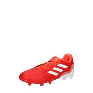 ADIDAS PERFORMANCE Sportovní boty  červená / bílá